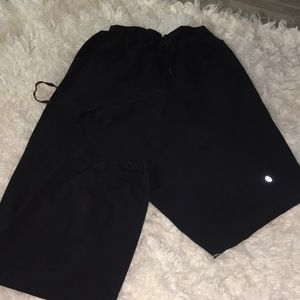 Lululemon bottom drawstring yoga pants